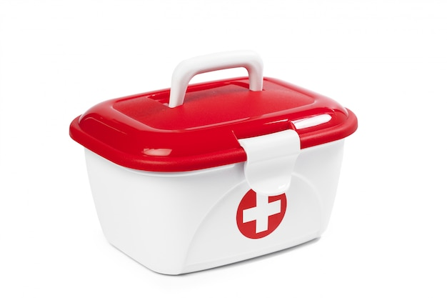 First aid kit Premium Photo