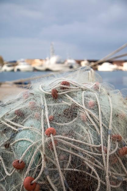 Fishing net Premium Photo