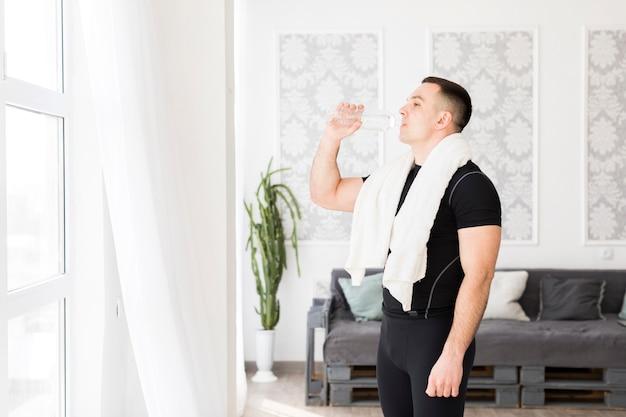 Fitness man Free Photo