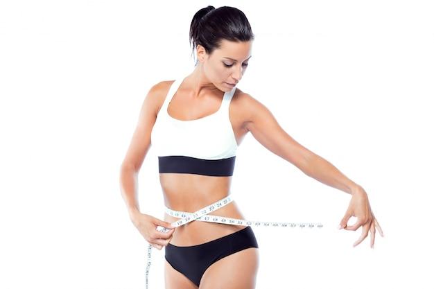 Fitness woman Free Photo
