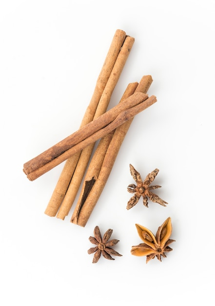 Five-spice ingredient Free Photo