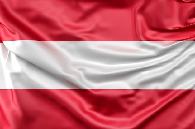 Flag of austria Free Photo