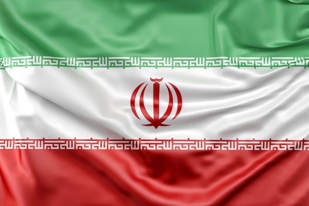 Flag of iran Free Photo