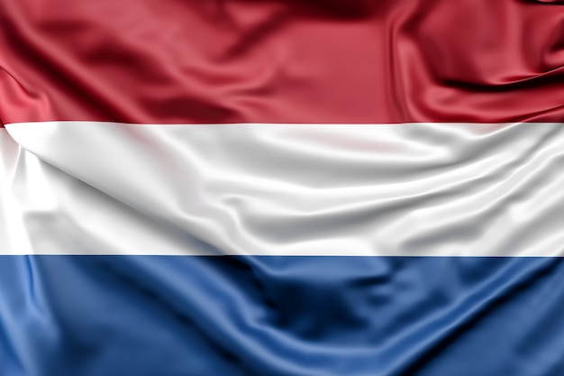 Flag of netherlands Free Photo