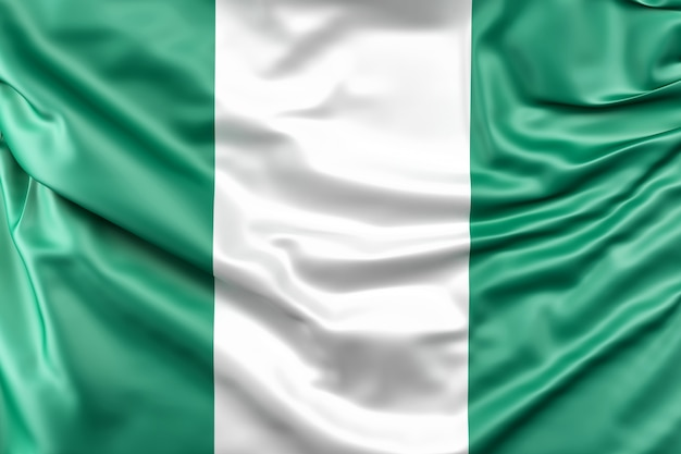 Flag of nigeria Free Photo