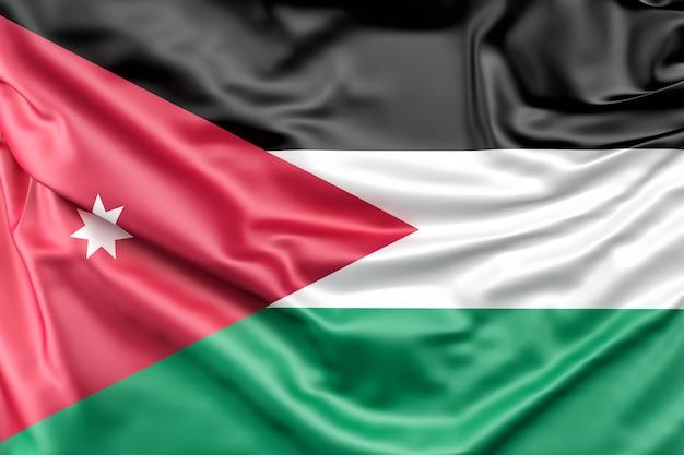 flag of jordan photo free download