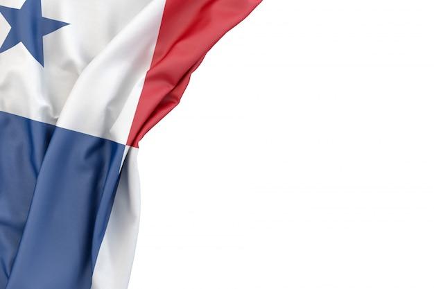 パナマの旗 Premium写真