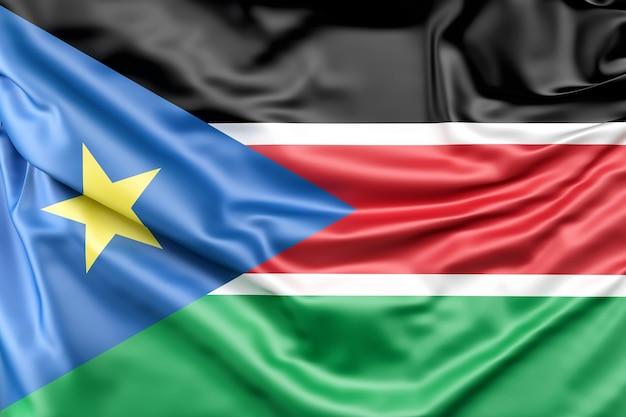 Флаг южного судана Бесплатные Фотографии