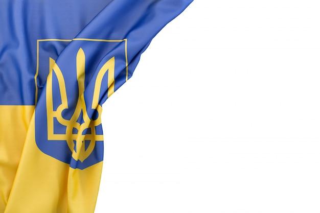 Флаг украины Premium Фотографии