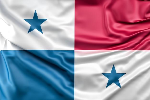 Flag of panama Free Photo