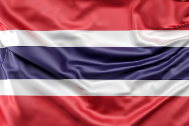 Flag of thailand Free Photo