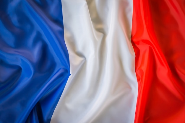 Flags of france . Free Photo