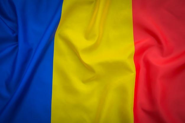 Flags of  romania . Free Photo