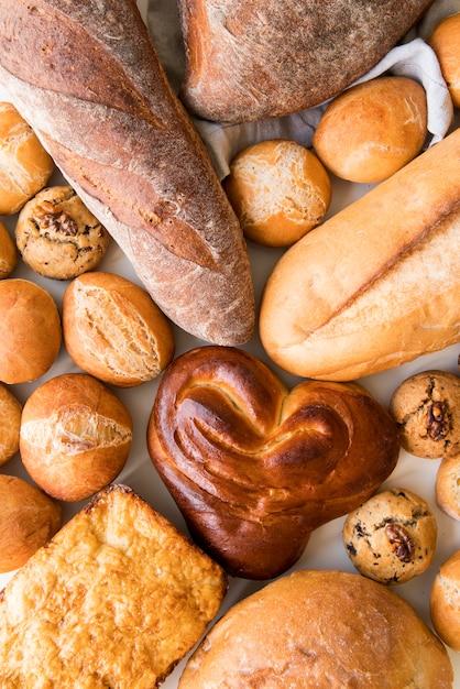Смесь для плоского хлеба Premium Фотографии