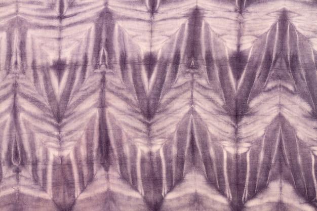 Flat lay of colorful tie-dye pattern Free Photo