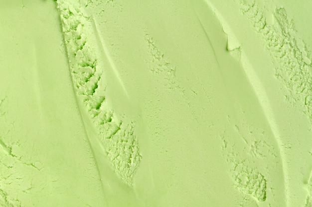Плоская планировка монохромного мороженого крупным планом Бесплатные Фотографии