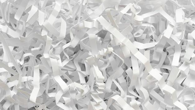 Плоские монохромные кусочки бумаги Бесплатные Фотографии