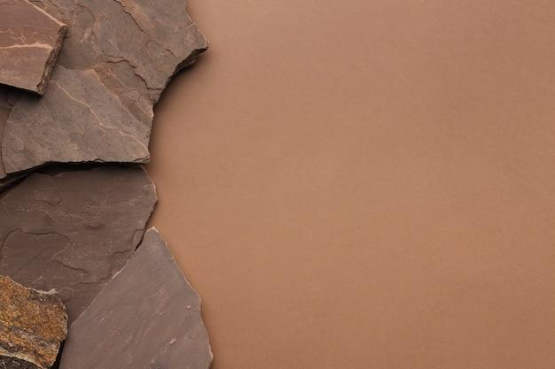 Плоская кладка из камня с копией пространства Бесплатные Фотографии