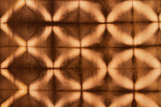 Flat lay of tie-dye textile Free Photo