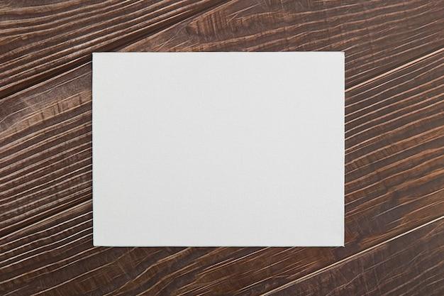 Flay lay blank brochure Free Photo