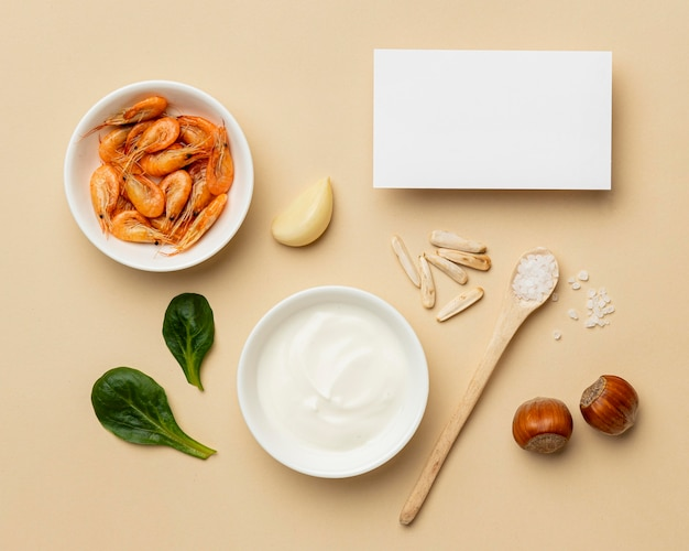 Флекситарианская диета с орехами Бесплатные Фотографии