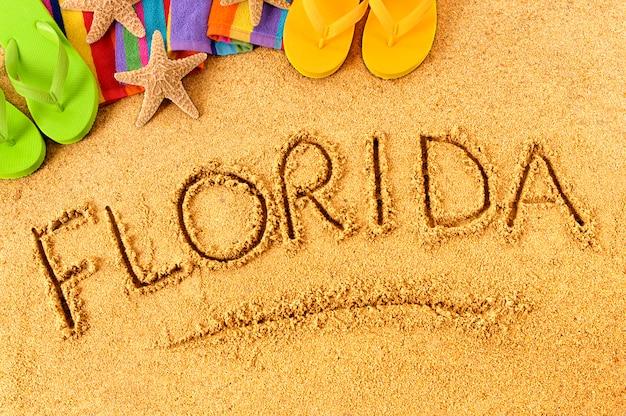 Флоридский пляж Бесплатные Фотографии