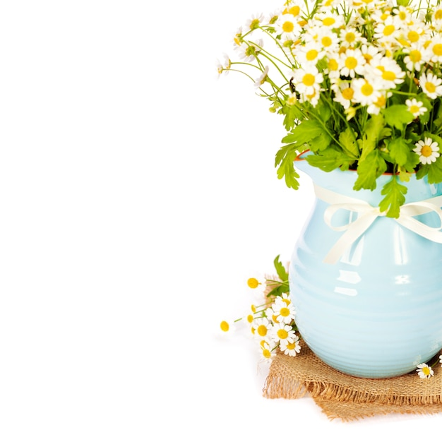 Цветы в вазе Premium Фотографии