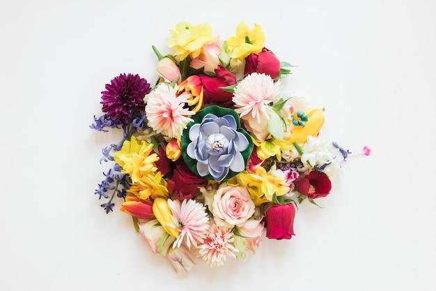 Цветы Premium Фотографии