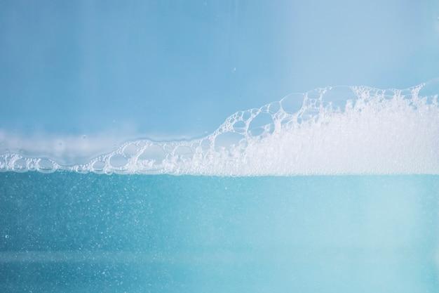Foam texture background Free Photo