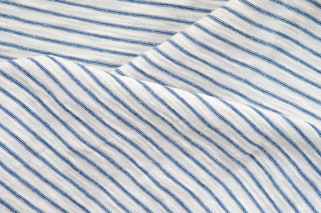 Folding Stripe Cotton Fabric Texture Background Photo Premium Download