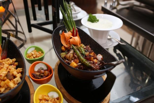 Food art Premium Photo
