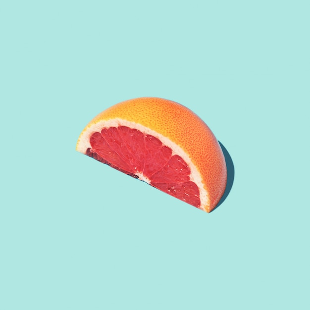 Food fashion food concept with grapefruit Premium Photo