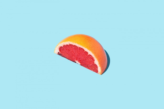 Food fashion food concept with grapefruit Premium Photo