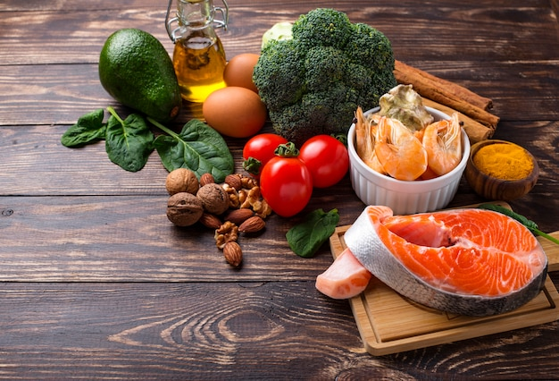 Пища для мозга и хорошей памяти Premium Фотографии