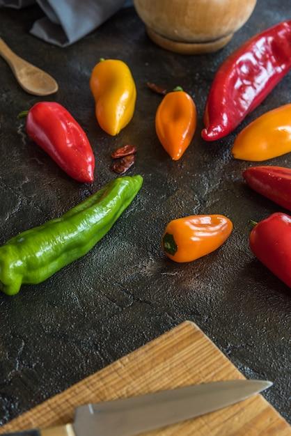 Food ingredients Premium Photo