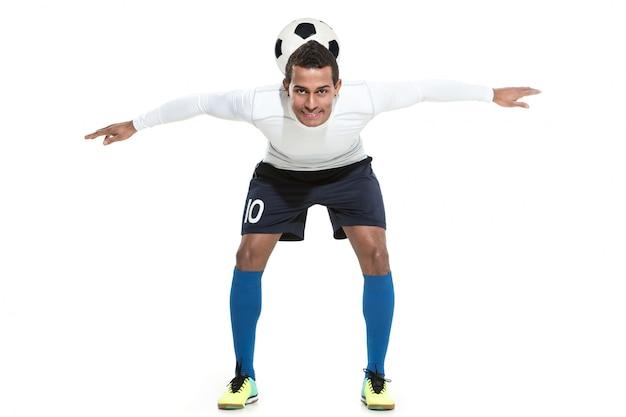 Football player Free Photo