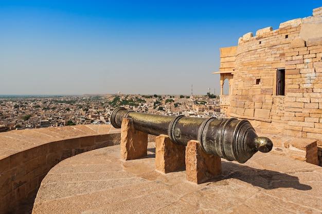 ジャイサルメールの砦 Premium写真