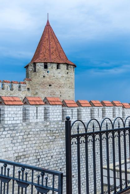 Fortress in bender, transnistria, moldova Premium Photo