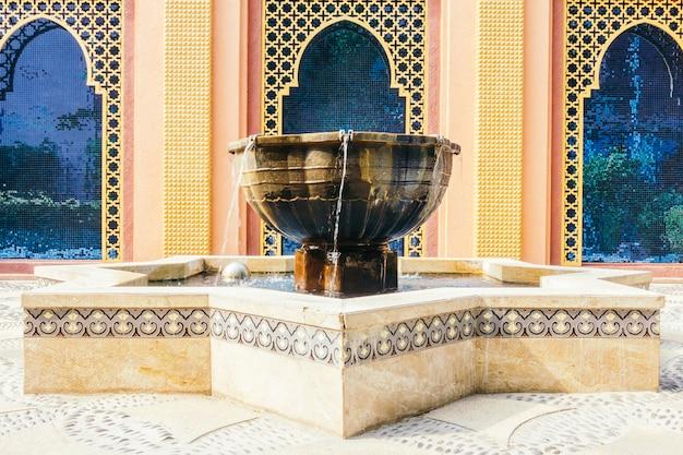 Fountain morocco Free Photo
