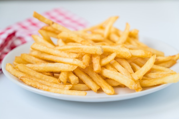 French fries Free Photo