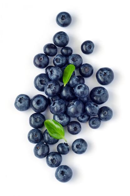 Fresh blueberries Photo | Premium Download