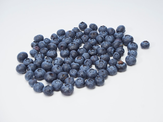 Fresh blueberry, concepts for healthy food Premium Photo