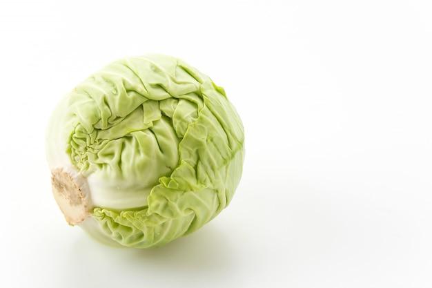 Fresh cabbage Free Photo