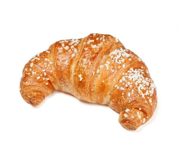 Fresh croissant Premium Photo