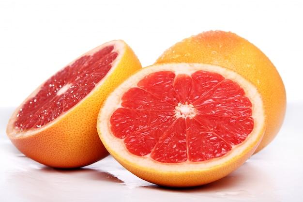 Fresh grapefruit Free Photo