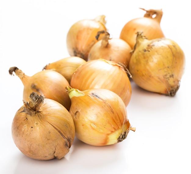 Fresh onions Free Photo