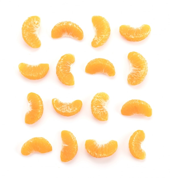 Fresh orange Free Photo