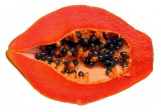 Fresh Papaya Free Photo