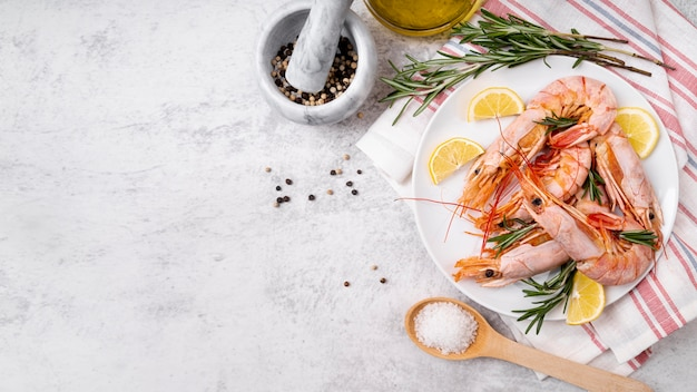 SeaFood or Fish for Omega-3 and Protein, to Reduce Belly Fat