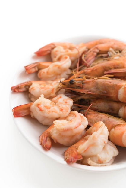 Fresh Shrimpprawn Photo Free Download